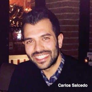 Carlos Salcedo Creador del Blog Amarres y Hechizos de Amor v001