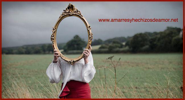 Amarre de Amor Con Espejos