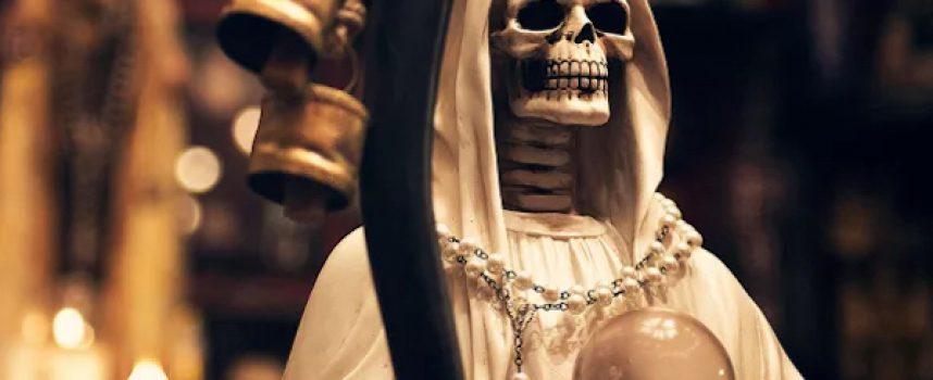 Hechizo de Amor con La Santa Muerte