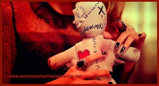 Hechizo de Amor con Muñeco Vudu 1