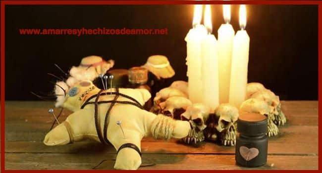 Hechizo de Amor con Muñeco Vudu 3